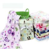 wholesale baby soft thick fleece blanket