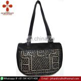 New Indian Stunning Vintage Banjara Hobo Bag Sari Patch Tote Bag Tribal Embroidered Shoulder Bag