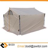 5-8 Person Camping Roof Tent 20d Silicone Single Layer Large Awning Outdoor Ultralight Waterproof Tarp Canopy Tent