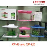 Leecom Clear and High Quality of Square Plastic Tank