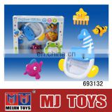 Cute animal design baby bath toys newest bat product 2015