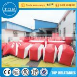 TOP laser tag barriers inflatable arena with high quality