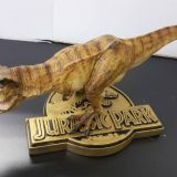 Jurassic park T.rex   PVC injection molded  Dinosaurs with hand painted