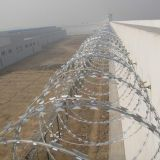Razor Barbed Wire /Razor Barbed Wire Mesh Fence