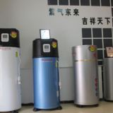 high quality different color tank for air source heat pump units