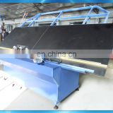 Automatic insulating glass spacer bar bending machine