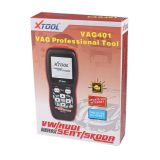 Original Xtool VAG401 OBD2 Scanner VAG 401 ABS SRS Code Reader Diagnostic Tool