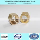 Quality Products Brass Hex Thin Nut Made in China