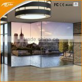 Aluminum Frame Fabric Tension Advertising Display Backdrop