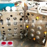 plastic mold making/High Quality Plastic Cap Mould Custom Molds