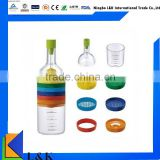 Wholesale kitchen tool plastic multi purpose bin 8 in 1 kitchen tool like bottle                                                                         Quality Choice