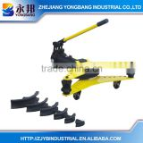"2 inch YB-SYW-2 1/2""-2"" hydraulic pipe bending machine 50mm with diferent die sets"