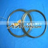 ASTM Gr1 Titanium Wire Rope for Industry