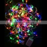 110V 220V Colorful Christmas Led Lighting 10m 100 leds for Holiday/Party/Wedding/Decoration Blue/Green/White/Red/RGB/Yellow/Purp