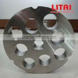 meat mincer cutting plate,mincer plate,meat grinder accessories