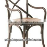 Cross back dining chair -13080804