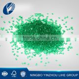 Professional high quality Green Masterbatch for chemical fiber                                                                         Quality Choice
