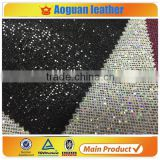 2016 pu leather gold glitter wallpaper for glitter garments and leather bracelet                                                                                                         Supplier's Choice