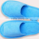 Slippers hotel,100% cotton terry towel disposable hotel bathroom slippers