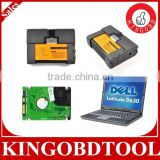 Perfect Function professional auto car diagnostic tool for bmw icom a2 b c scanner full set with laptop 2015 hot sales