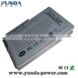 4700mah Notebook Battery for DELL Latitude D600 D500 D610 600M