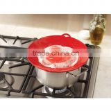 Silicone Spill Stopper Pot Lids Cover Cooking Spill Stopper