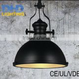 Retro Vintage Pendant Lights iron Glass Lampshade Loft Pendant Lamps E27 110V 220V for Dinning Room Home Dcoration Lighting