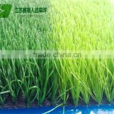 High quality Cheap V shape synthetic artificial lawn for soccer