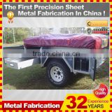 Kindle 2014 Guangdong Professional heavy duty Atv towed trailer