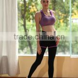 Fashion Fitness Clothing for Women Wholesale high quality Running Yoga wear suits,Gym Clothing