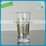 wholesale Christamas cheap souvenirs europe shot glass factory manufacture high quality fashion shot glass