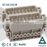 HA series of automotive ecu connector and heavy duty connectors electrical plug bnc male connector