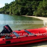 zodiac pvc inflatable boat