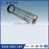 cages for filter,galvanized steel supporting cage,Dia150*780mm
