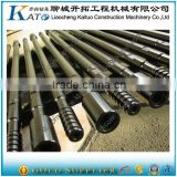 KT thread connecting rod for rock drilling- connect the drilling bit for stone R25 R28 R32 R38 T38 T45 T51