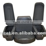 ATV Backrest/Rear Back Seat Storage Cargo Box