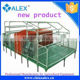 2016 new product pig farm farrowing crate sow farrowing bed pig farm equipment