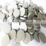 stainless steel Metal Sinter powder filter plates