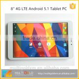 8 inch IPS Screen MTK8735 Quad Core 16GB FM GPS WIFI Bluetooth 3G 4G LTE Android 5.1 Lollipop Tablet PC