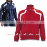 Jogging suit sports soccer jacket outdoor wear uniform soccer jacket cheap tracksuit manufacture running suit