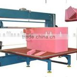 CNC oscillating blade sponge contour cutting machine with rotary woking table                                                                         Quality Choice