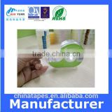 Best price water-proof stationery adhesive tape, OPP stationery tape, clear adhesive tape