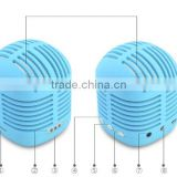 Cool microphone design, Wholesale Multi-color MINI Wireless Bluetooth Speaker for MP3/ipad/iphone,