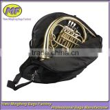 Black Shoulder Tote Musical Instrument Bags flute case bags