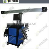 Higher accuracy 3D Wheel alignment machine for auto repair