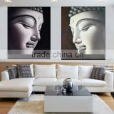 Wall art decor acrylic buddha painting of buddha lord