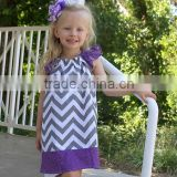 2015 Summer girls dress casual sleeveless dresses new design kids dress