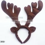 Birthday party, christmas party, party supplies wapiti antlers animal ear headband