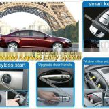 Car Smart Key Systems RFID Keyless Entry Remote Engine Start for Chevrolet