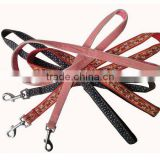 customized your own brand dog leash